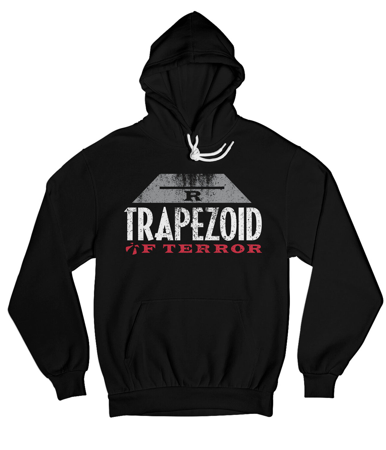 Trapezoid Of Terror Hoodie