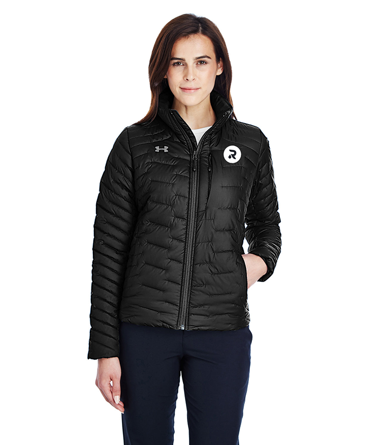 Under Armour SuperSale Ladies' Corporate Reactor Jacket