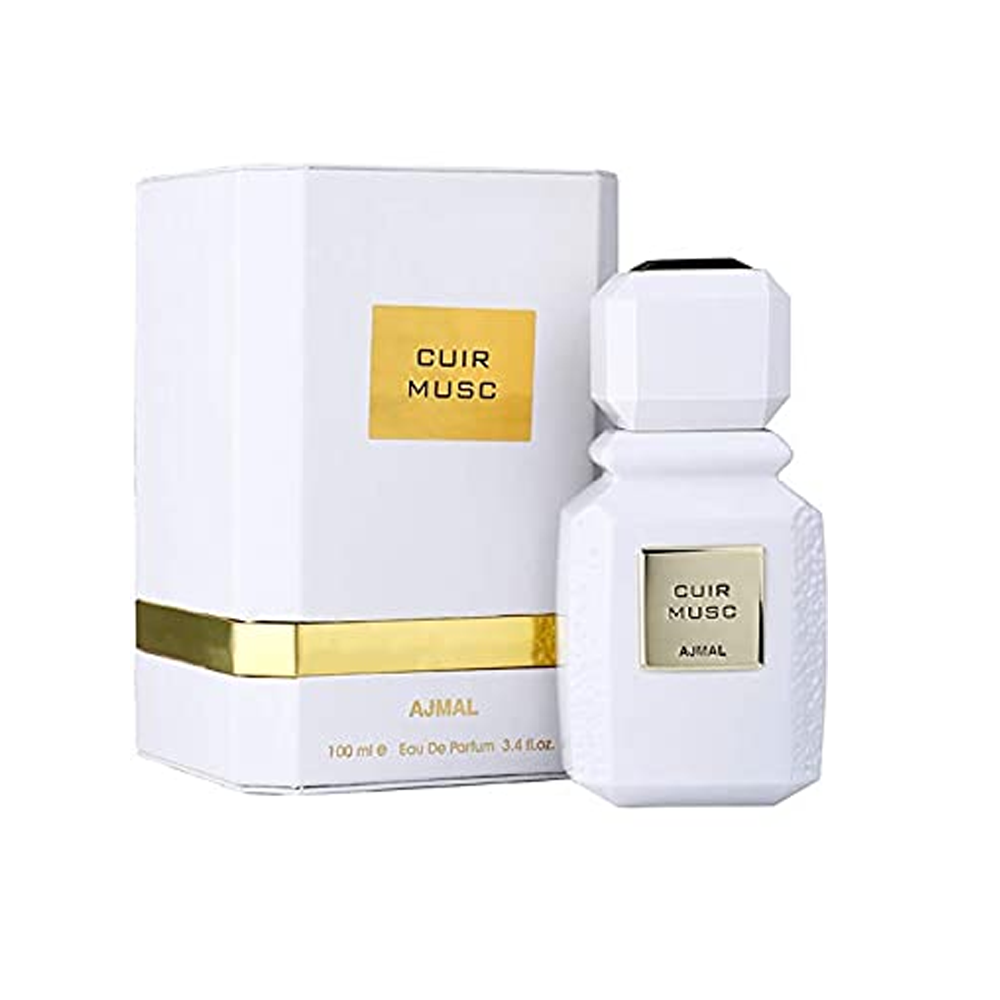 Ajmal Cuir Musc 100ML For Unisex