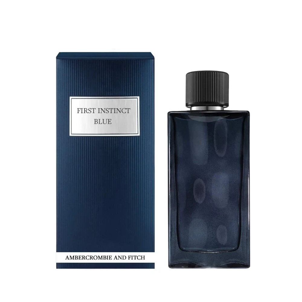 Ambercrombie And Fitch Instinct Blu For Women EDP  3.4 Oz