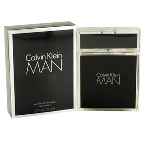 CK MAN by Calvin Klein for Men Eau De Toilette 1.7