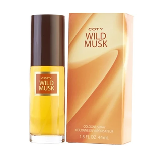 Coty Wild Musk for Women 30 ml Concentrate Cologne Spray