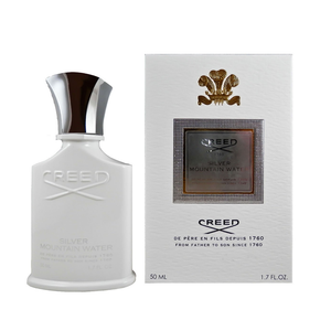 Creed Silver Mountain Water Men Eau De Parfum Spray 3.3 oz