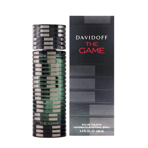 Davidoff The Game Cologne for Men EDT Spray 3.4