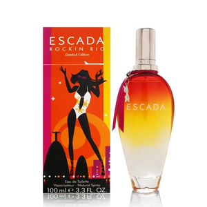 Escada Rockin Rio Perfume for Women EDT 3.3