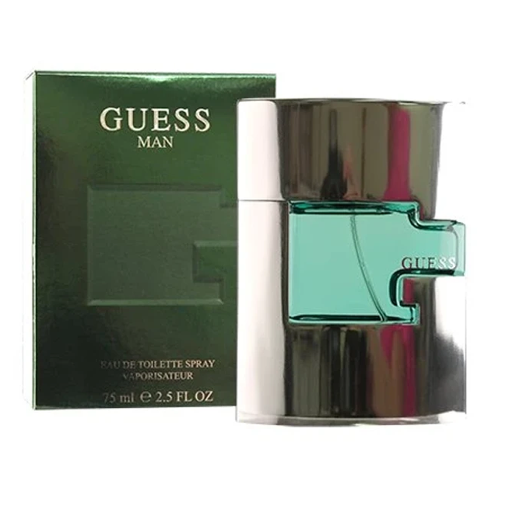 Guess Man Cologne for Men EDT Spray 2.5