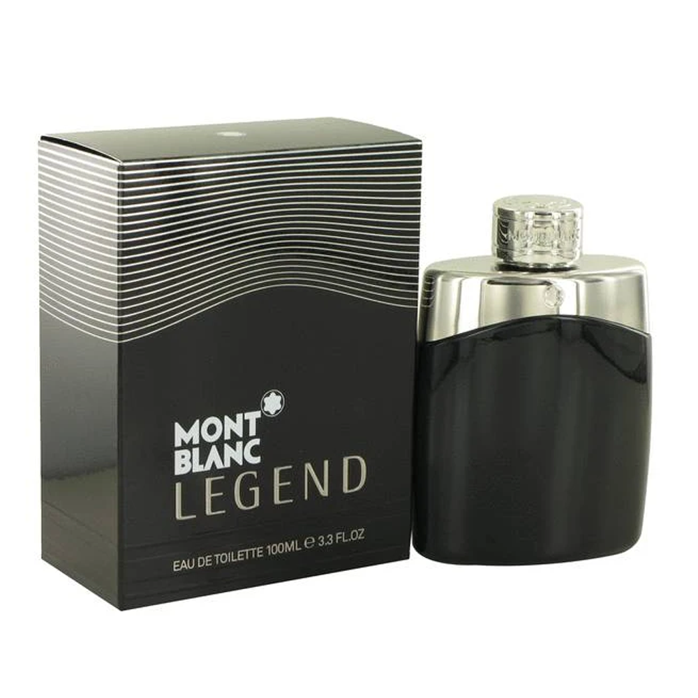Inter Perfuem Mont Blanc Legend For MEN EDT 3.3 oz