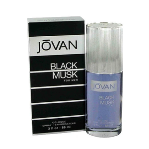Jovan Black Musk for Men 100ml Eau De Cologne