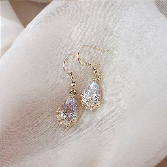 Water Drop Earrings - Chic