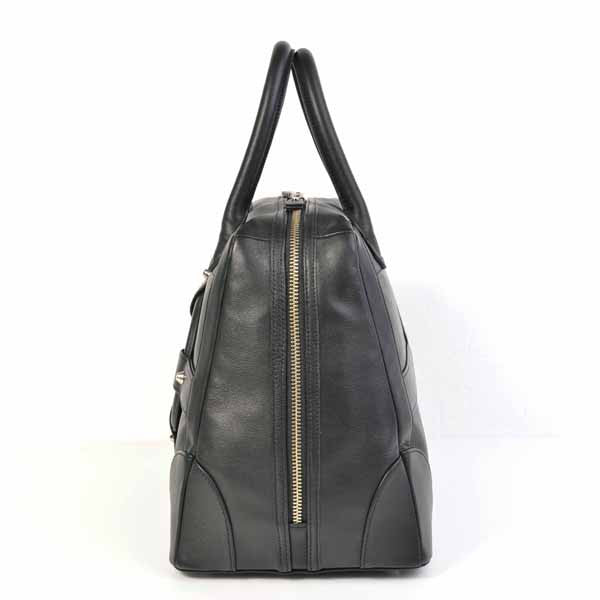 Homanz - Black Satchel