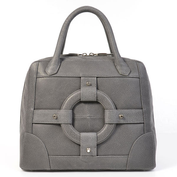 Homanz - Grey Satchel