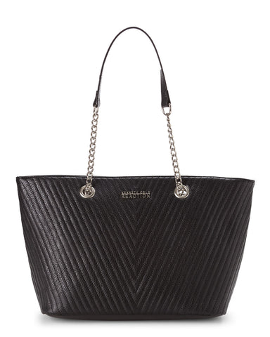 Kenneth Cole Reaction Chevy Tote - Black