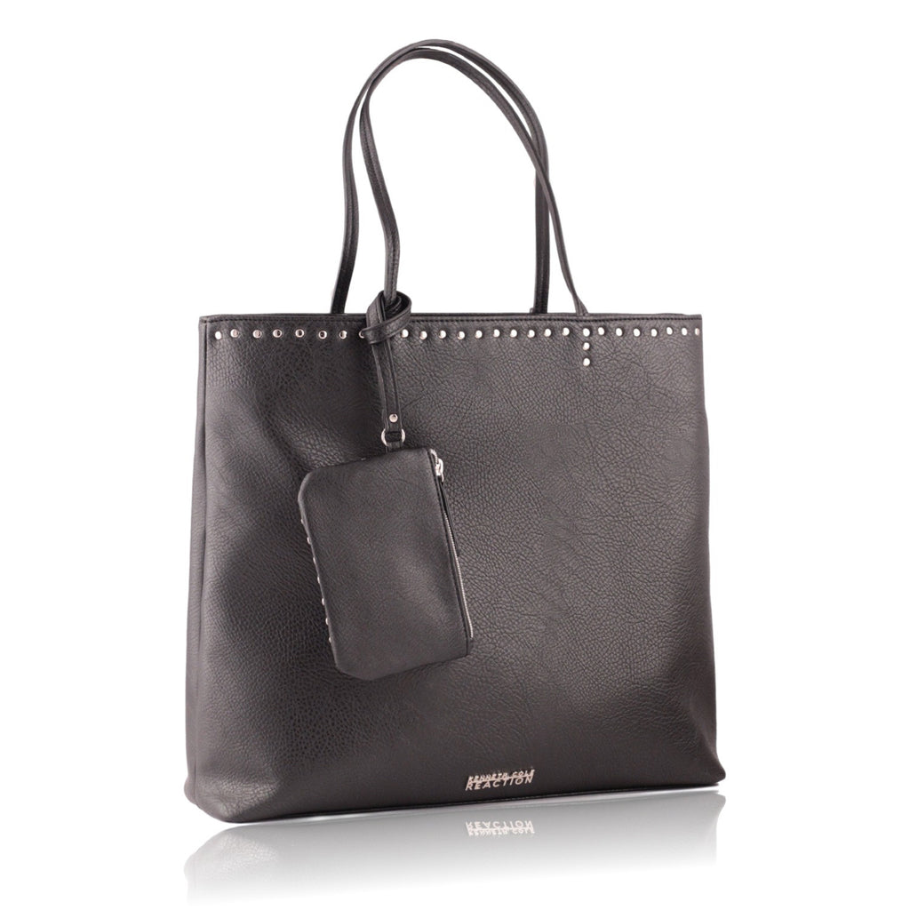 Kenneth Cole Reaction Black Zoom Tote