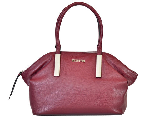 Kenneth Cole Reaction Inga Satchel Handbag