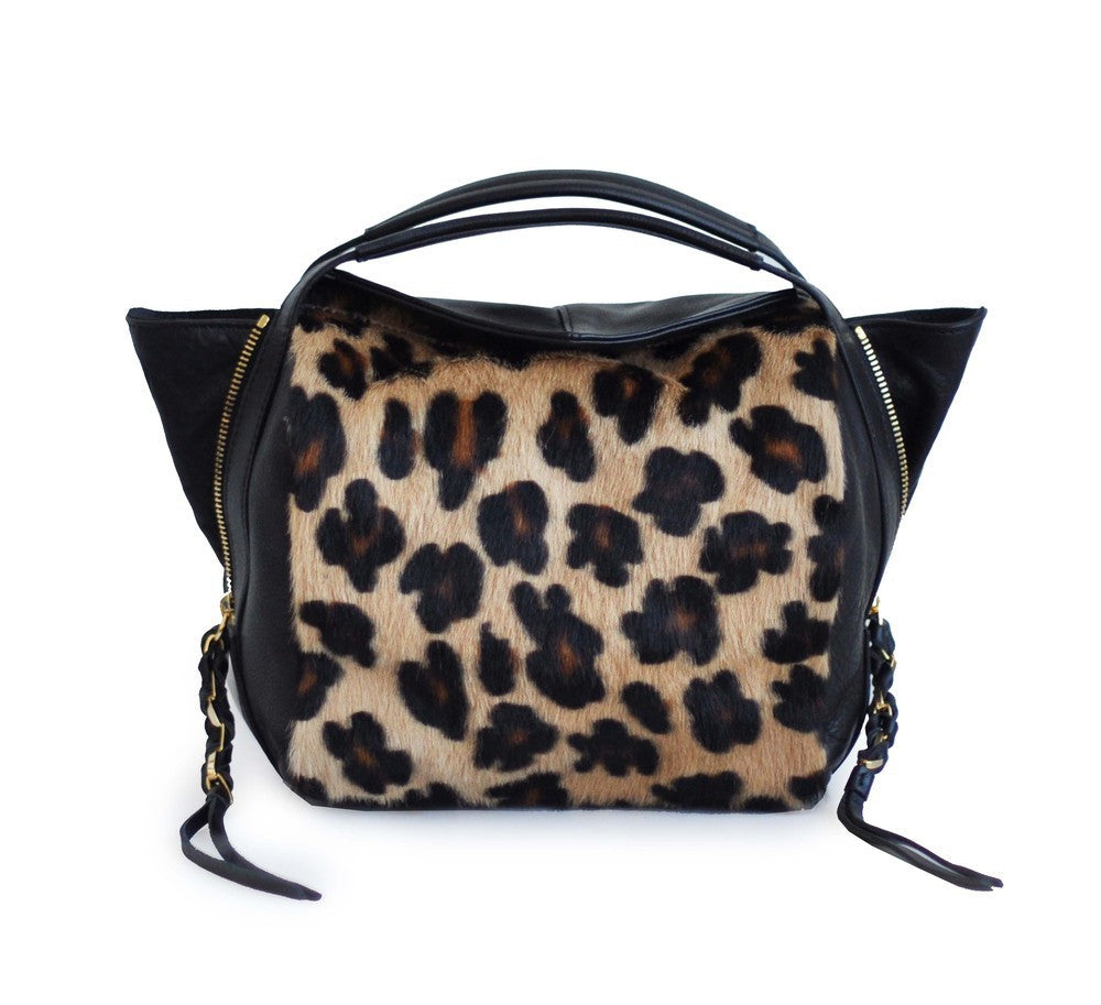 MARYLAI New York - (Mies) Leopard Shoulder Bag