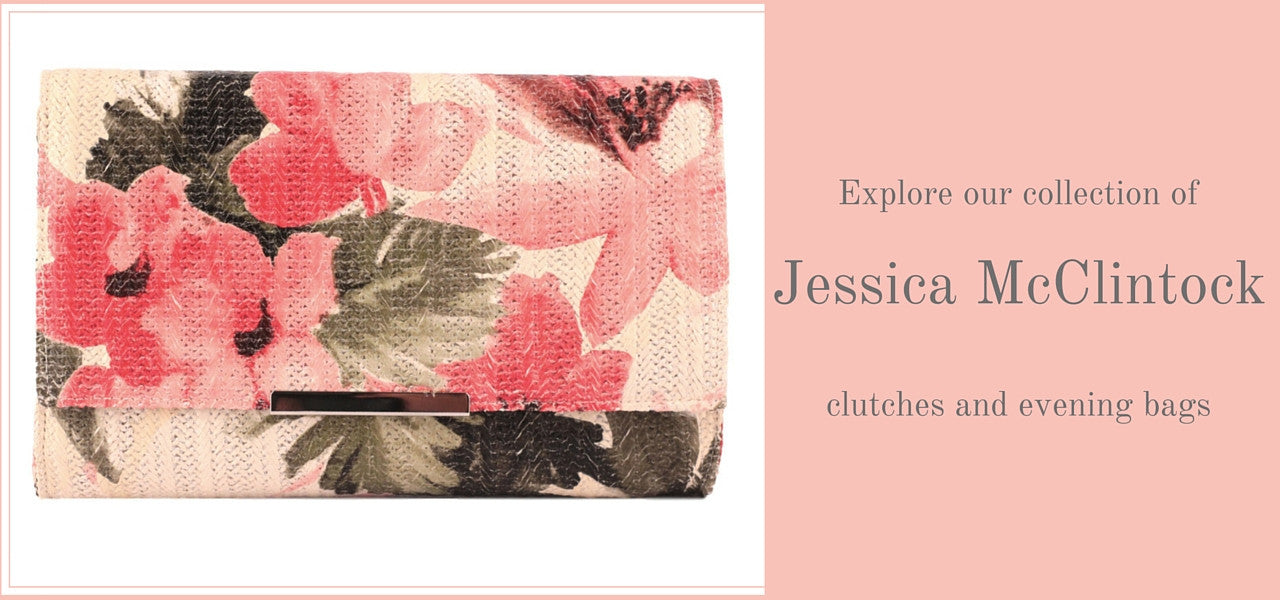 Shop our Jessica Mclintock Evening bags