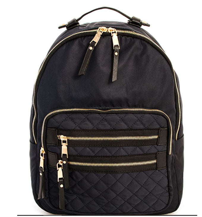 Callie Quilted Backpack