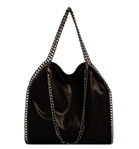 Phoebe Tote in Black