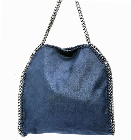 Phoebe Tote in Navy