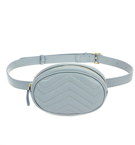 Haley Belt Bag in Lt. Blue