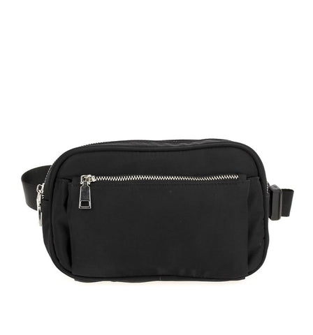 Jesse Belt Bag in Black