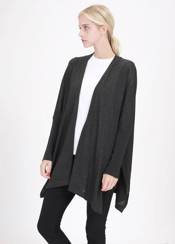 Knit Cardigan in Black