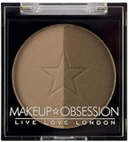 Makeup Eyebrow Shadow Obsession Duet