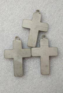 Customizable cross-Metal -  SEA OF GALILEE CHRISTIAN SHOP