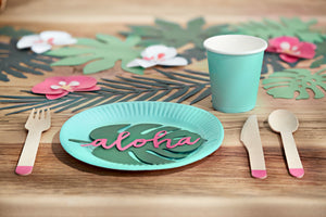 Flamingo Party Deko | Aloha Partybox