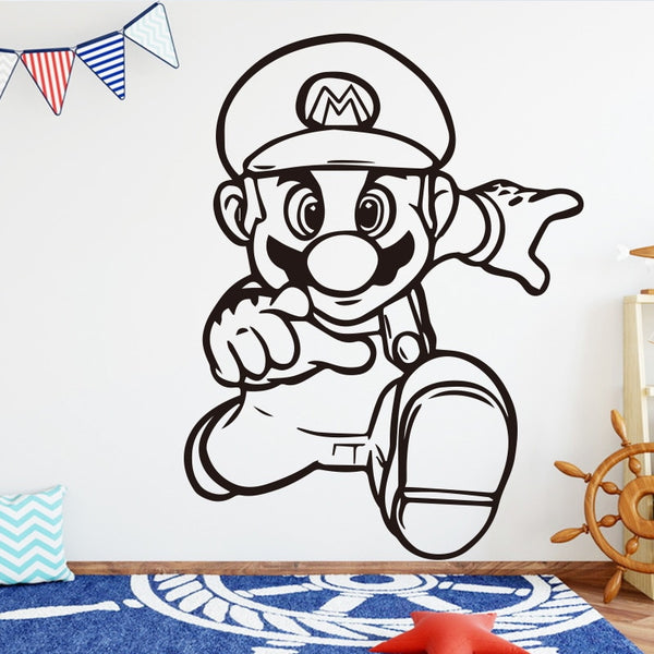 Super Mario Wall Art