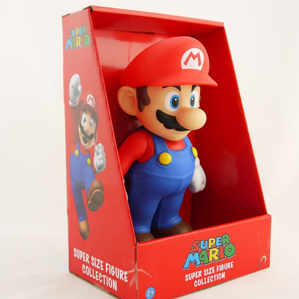 23cm Super Mario Action Figure