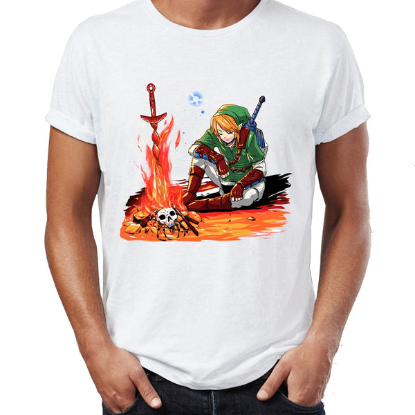 Legend of Zelda x Dark Souls Tee