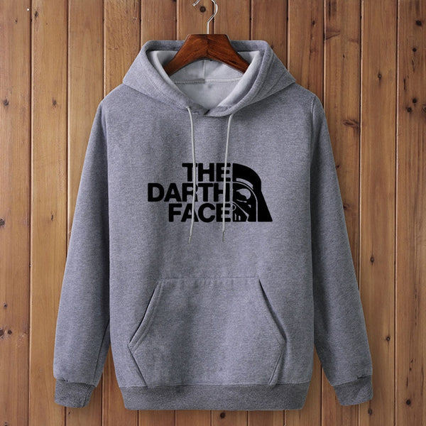 The Darth Face Star Wars Hoodie