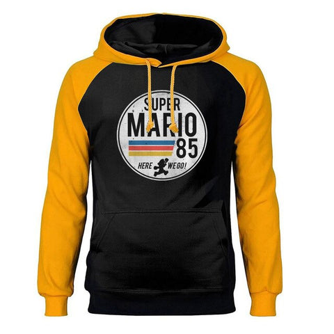 Super Mario 85 Hoodies