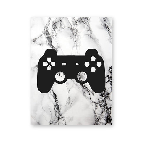 Marble Gaming Wall Art