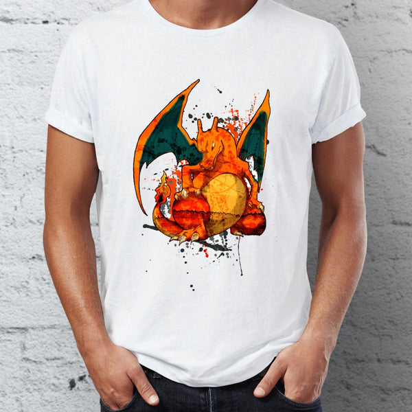 Charizard Pokemon Tee