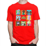 Animal Crossing Character Tee