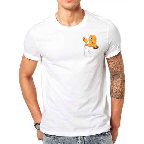 Charmander Pokemon Tee