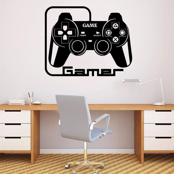 Controller Gamer Wall Art