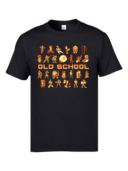 Old School Retro Gamer Tee