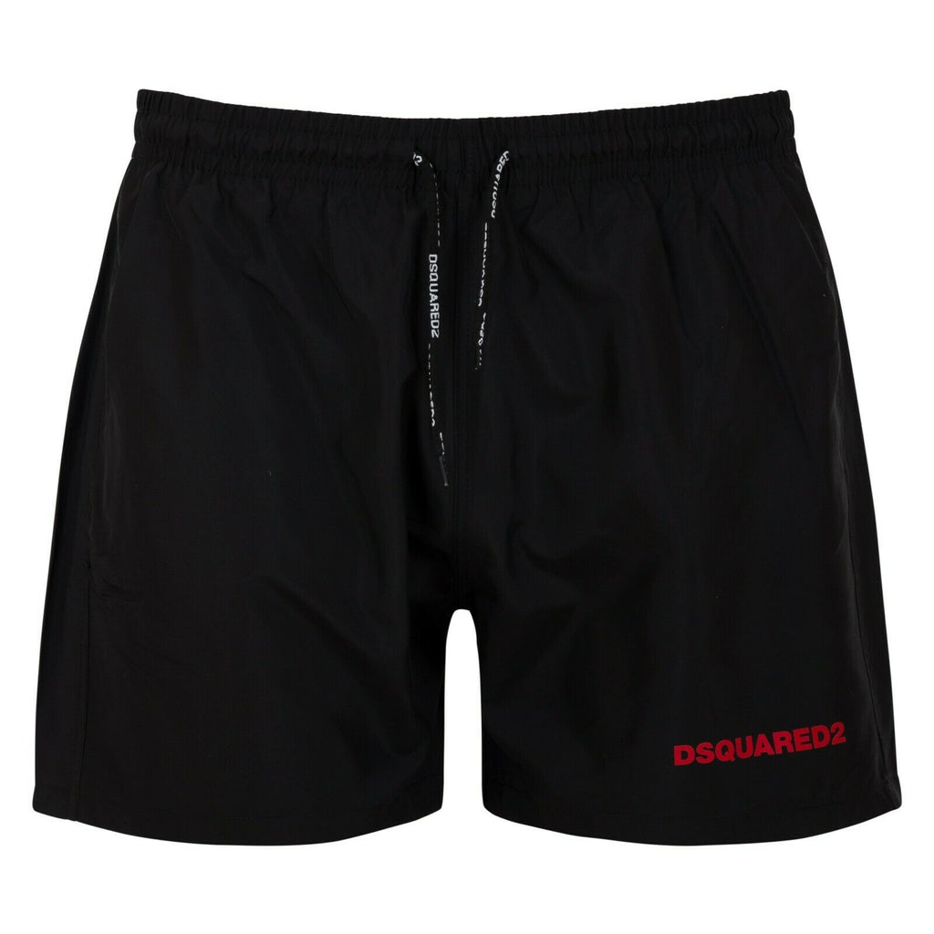 Dsquared2 Black Swim Shorts Material:	Polyester