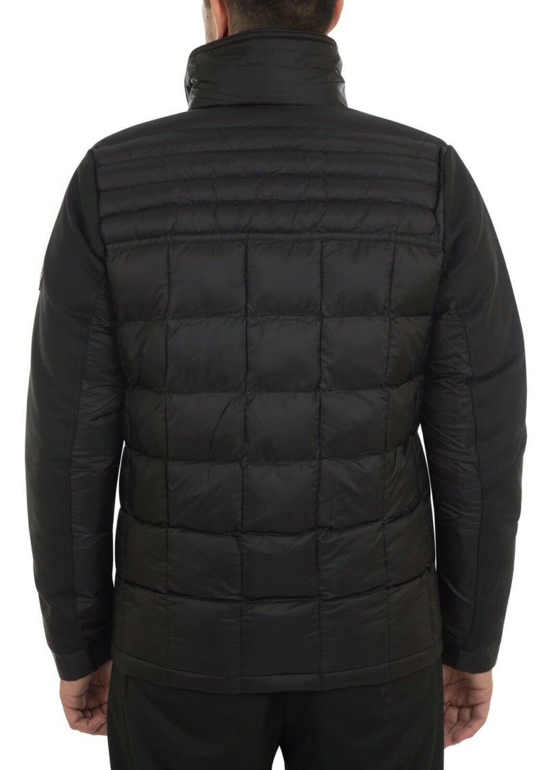 Prada Black Winter Jacket Closure: Button, Zip