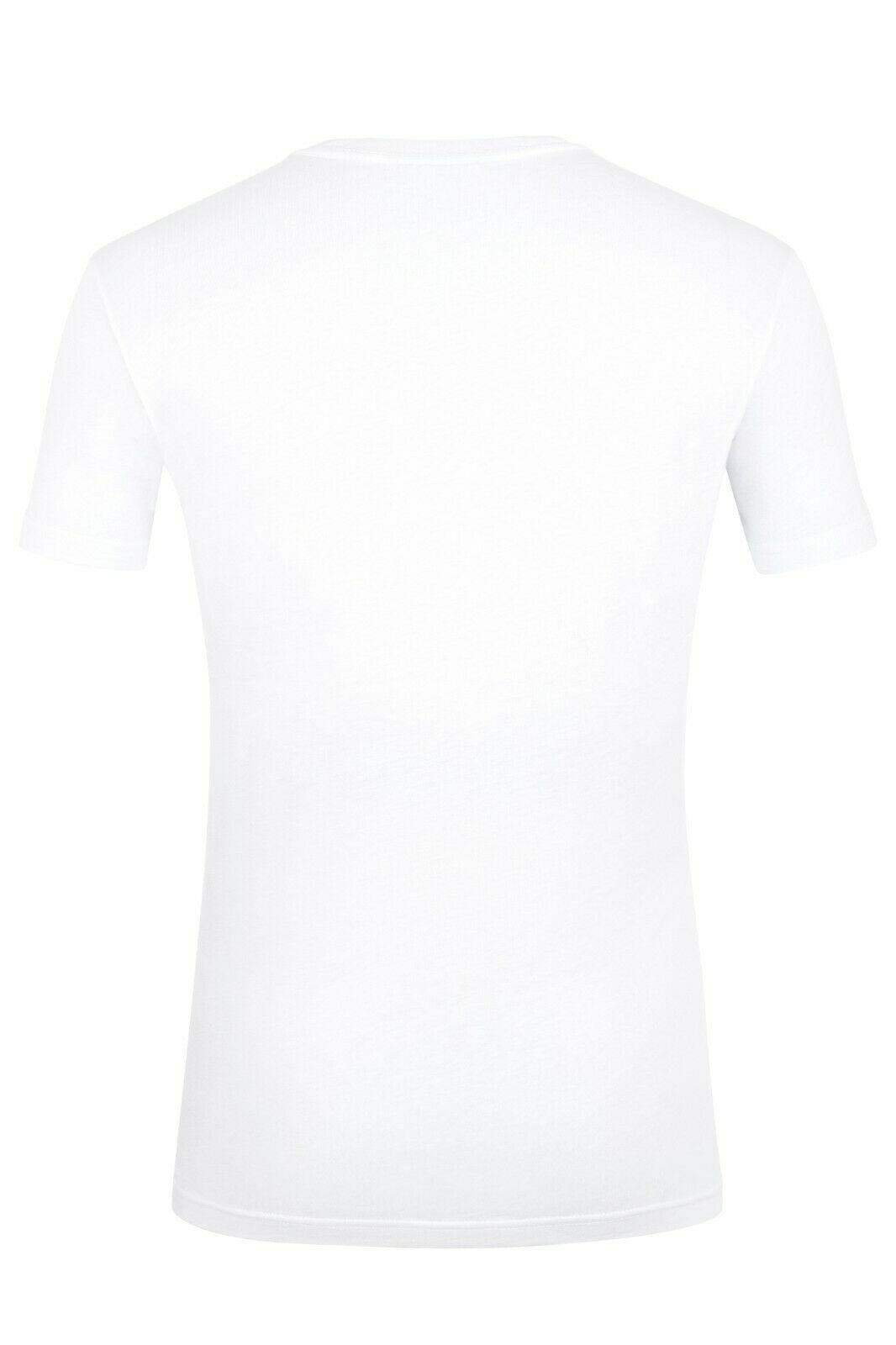 Versace T-Shirt Color White Material Cotton