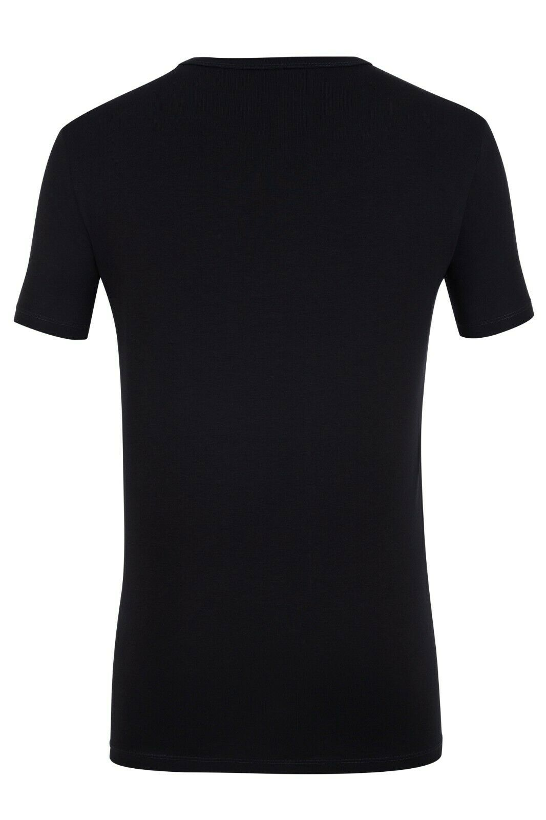 Emporio Armani EA7 Men T-Shirt Color Black Material Cotton
