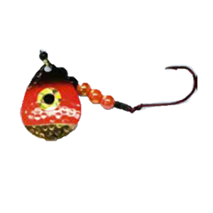 """Hot-Flash"" Pike Magnum Spinner Rig #950 Series"