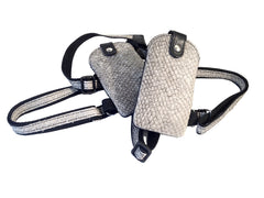 Harness for mobile and card holder