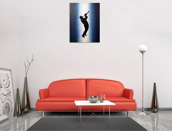 all that jazz canvas artwork for sale