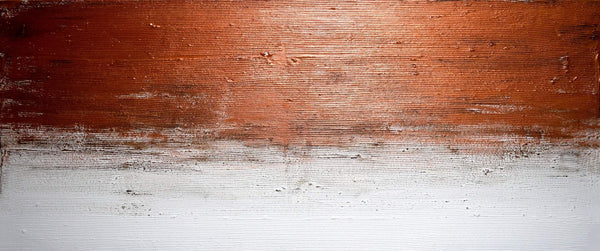 Copper Lines artwork painting on canvas
