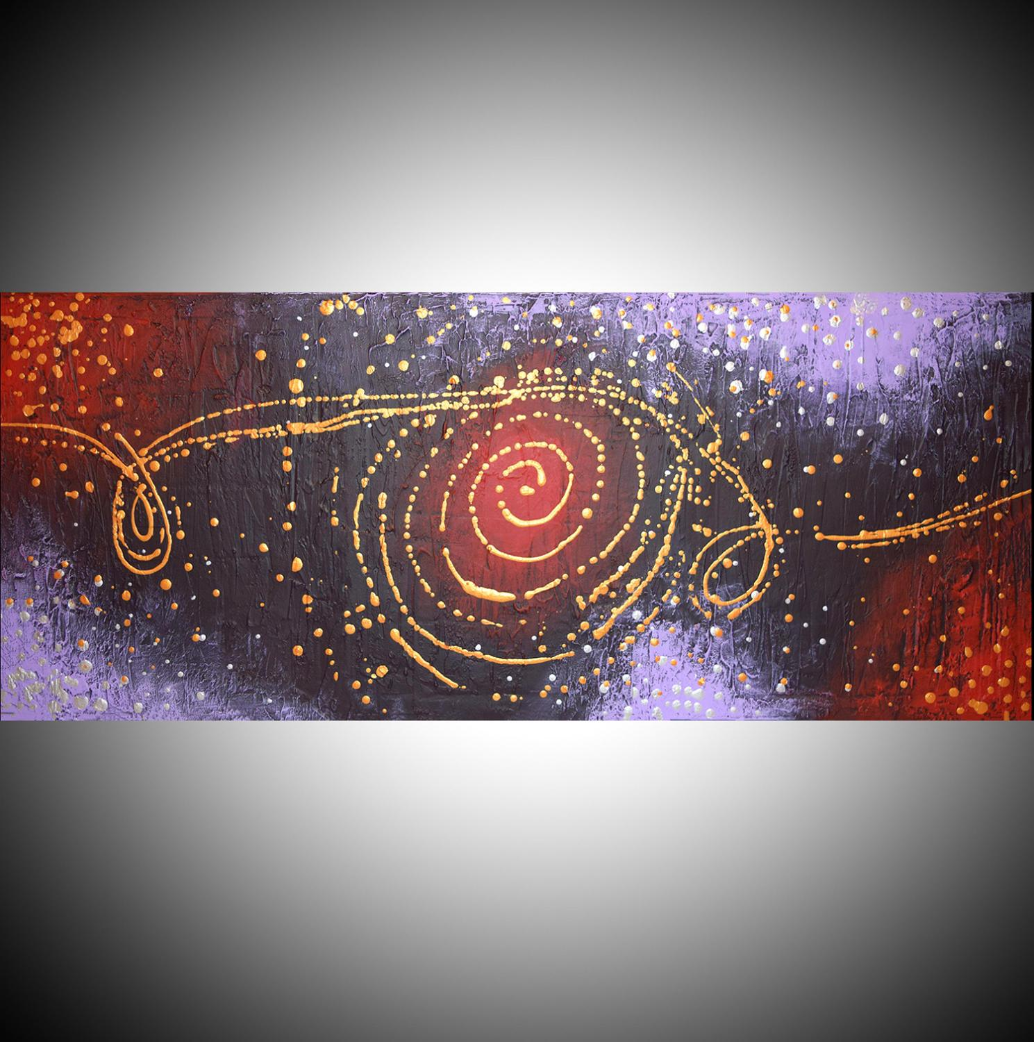 cosmic symphony contemporary art for sale