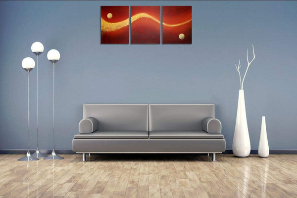 Moondust large wall art uk